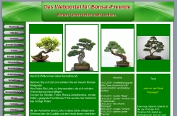 Bonsai Links Website