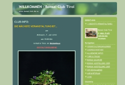 Bonsai Club Tirol